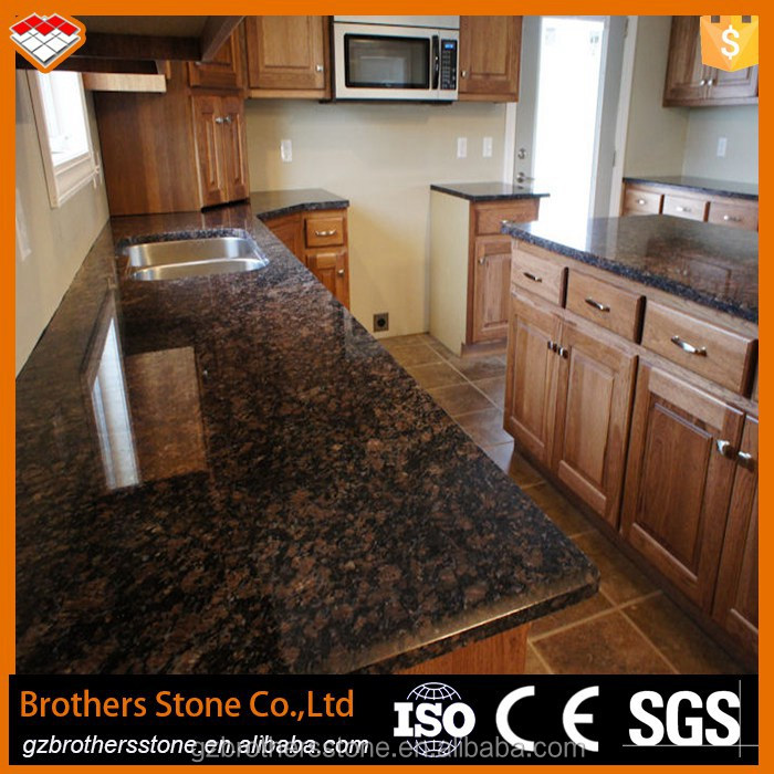 cheap granite slabs India tan brown granite high polished 24x24 granite tile