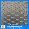 Punching Perforated Metal Sheet with Stainless Steel and Galvanized Finish, Round Hole