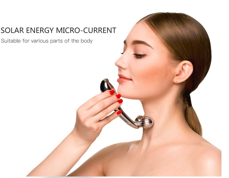 2018 Newest Beauty Product Galvanic 3d Face Massage Roller For Skin Healthy  Improve - Buy Best Seller Beauty Massager,Solar Microcurrent Facial  Machine,Woman Massage Gadget Beauty Face Tool Product on Alibaba.com