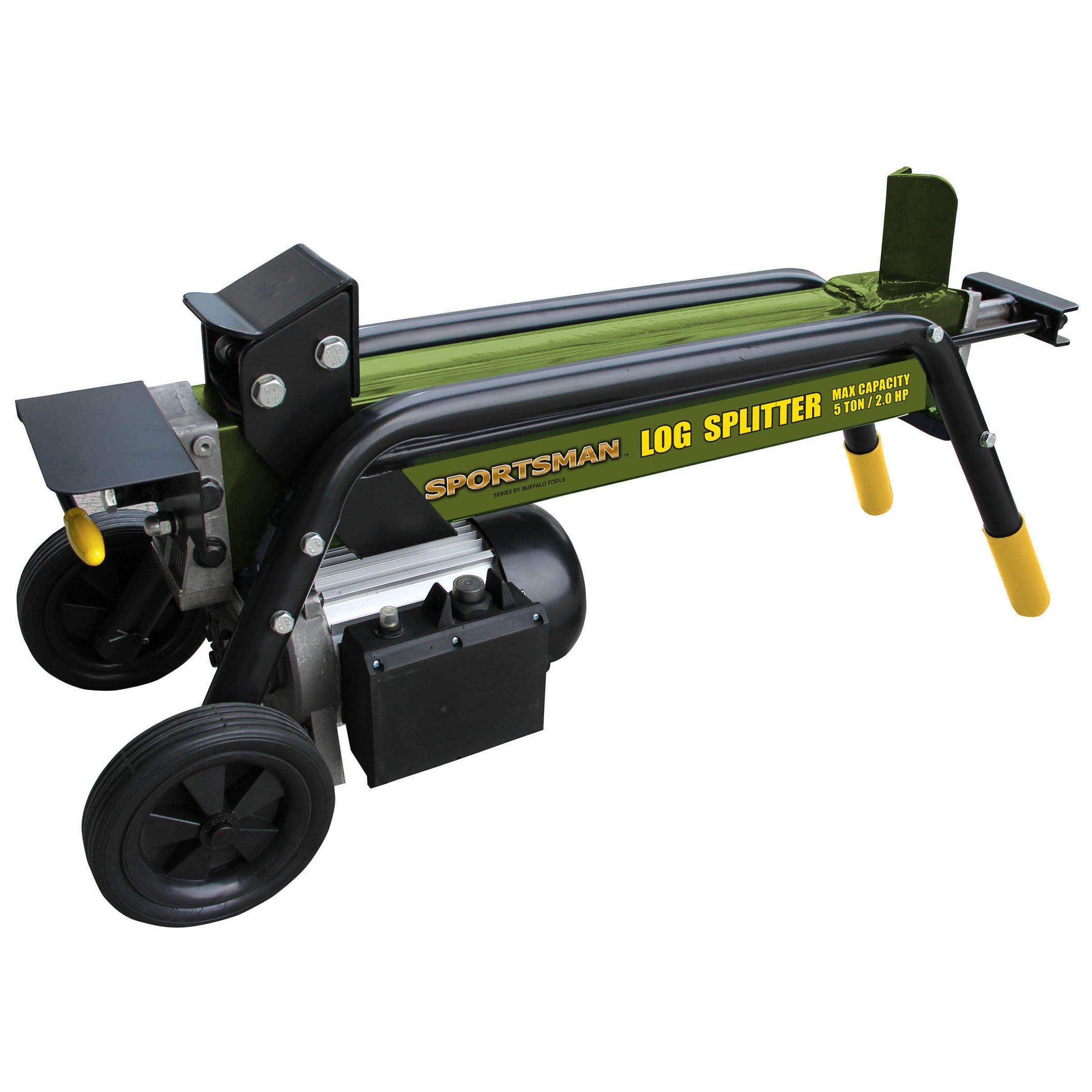 Electric Log Splitter Lowes Find