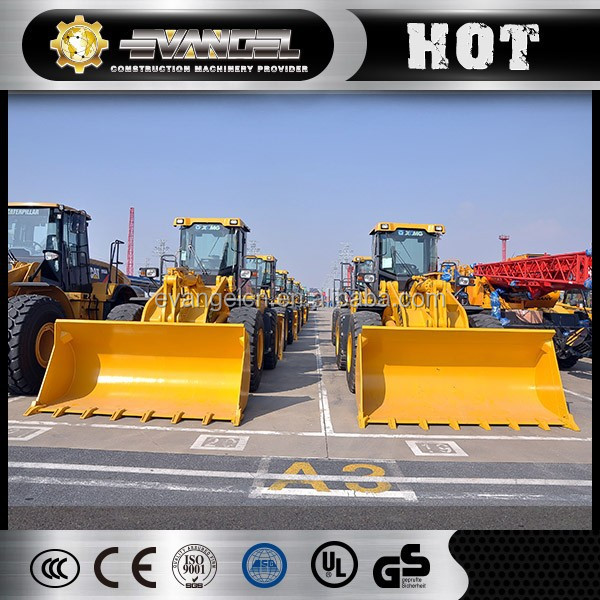 Famous Brand XCMG 5ton ZL50G wheel loader Made In China