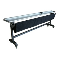 "200cm (80"") Large Format Manual Paper Trimmer/ Rotary Paper Cutter with free stand"
