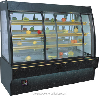 Greenhealth Refrigeration Cfu 150 Front Open Glass Window Cake Refrigerator Showcase Buy Bakery Refrigerator Showcasedisplay Cake Refrigerator