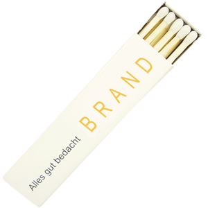 best quality white head wooden stick matches
