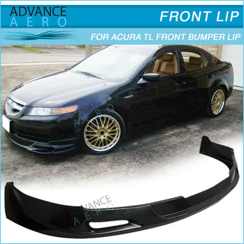 For Acura Tl Mug Style Urethane Front Per Lip Spoiler Body Kit 04 05 06