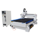 Cabinet Door Making Machine , Automatic Kitchen Cabinet Making Machines 1325 atc cnc with Auto Tool Change