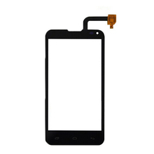 2016 New Black Color Touch Screen Replacement Front Glass Lens Panel TP For Fly IQ4415 Moblie Phone