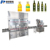 Piston olive oil bottle filling machinery