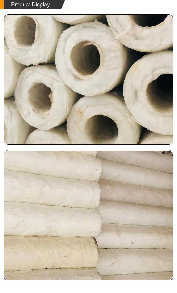 Isolamento térmico em lã de vidro de construção fabricação de lã de materialsrock