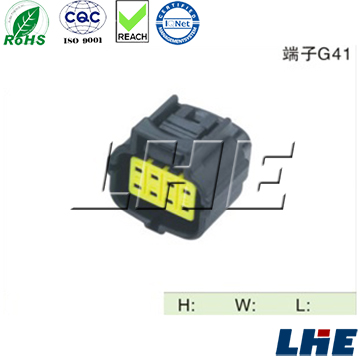 DJ70816Y-1.8 8 pin automotive connector housing