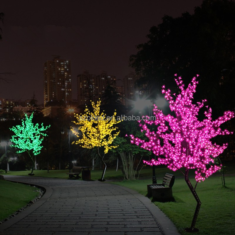 wholesale led willow tree lights led glitter tree l ights led tree lights