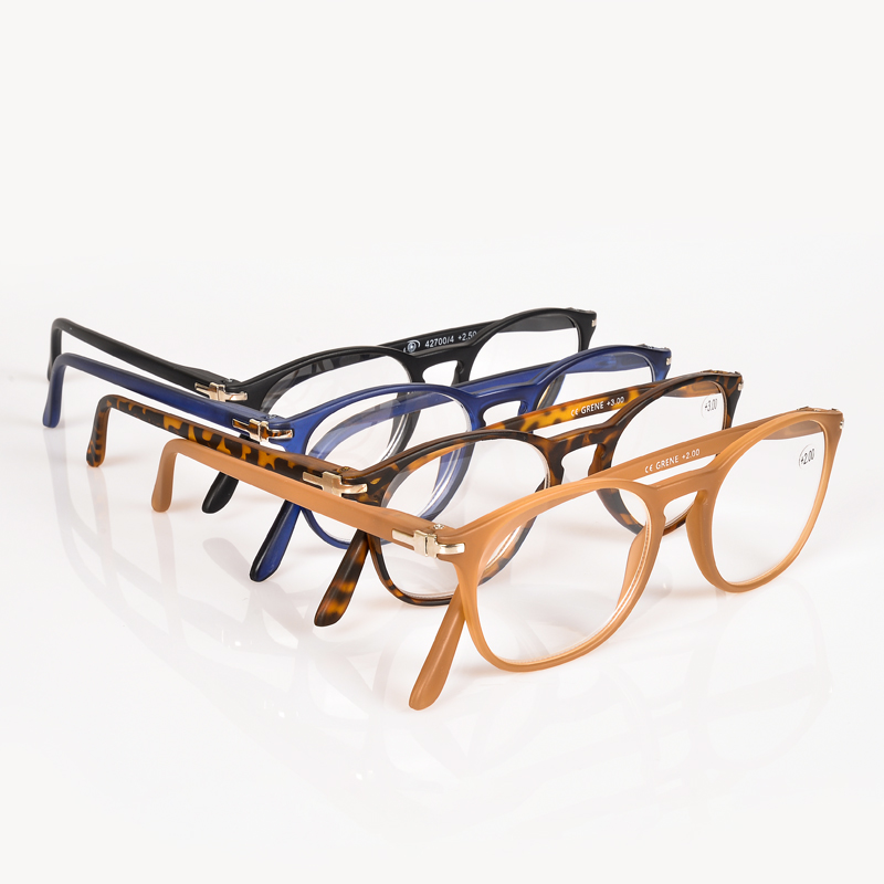 Best colorful trendies italy designer bifocal reading glasses retro plastic optical progressive men women reading glasses