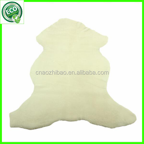 Wholesale Natural Fur 100% Sheepskin Lining Salted Raw Sheep Skins