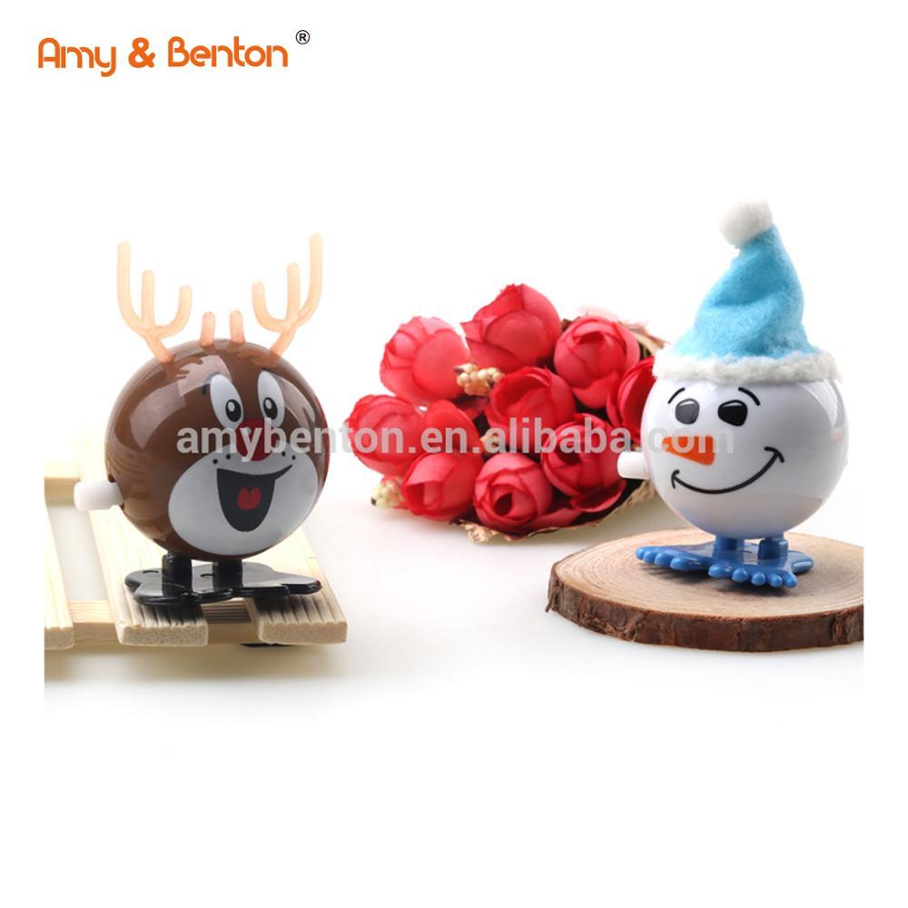 Акция подарок Рождество Windup игрушка для детей