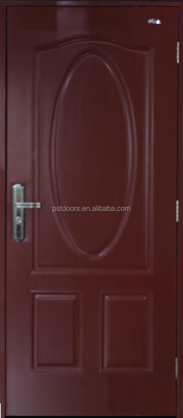 Americano Puerta De Metal Con Derribar Marco - Buy Product on ...
