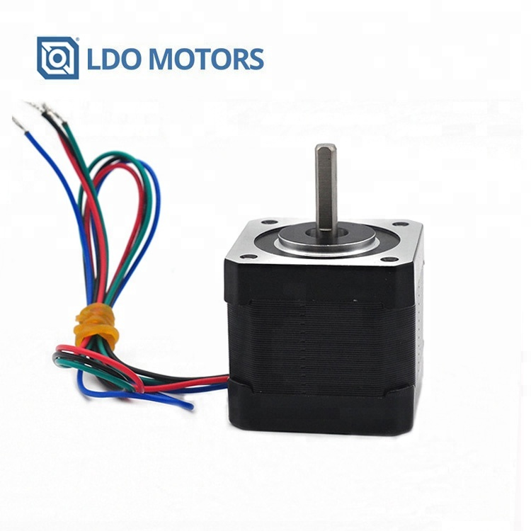 1.68A 70 oz.in for 3D Printer & CNC Hobbyist Nema 17 47mm two phase stepper motor