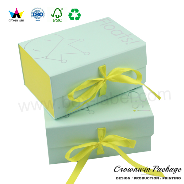 high quality custom-made cardboard magnet gift box