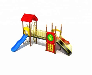 Private Ship Series Children Outdoor Playground Equipment ,Amusement Park for Kids Items