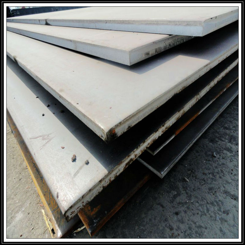 Prime DIN St 37 Hot Rolled steel sheet/plate per pcs/ton