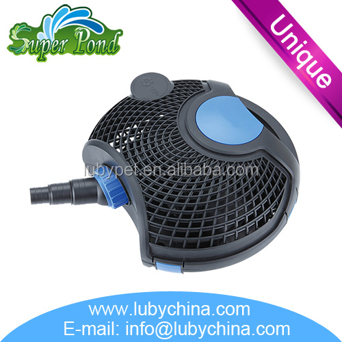 25W 3500L/H Fish Farm Aquarium Water Submersible Pond Filter Pump for Koi Pond or Garden