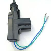 Full Set Power Central Locking Kit 4 Door Lock Actuator