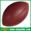 Cheap custom design vintage leather rugby ball