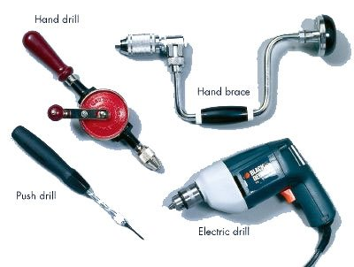 Hardware Hand Electric Construction Tools
