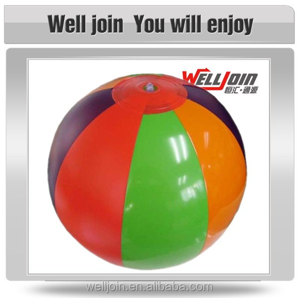 Wholesale pvc Inflated Beach Ball Big Toy Ball