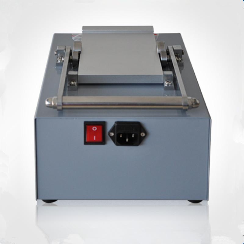 rubber stamp machine cutter