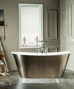 stainless steel tubs enamed cast iron bathtub supplier ISO/CE/ICC-ES certificate
