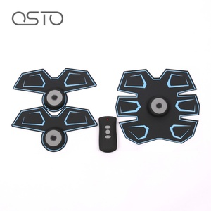 Best Selling New Rechargeable Wireless Muscle Training EMS Six Pads