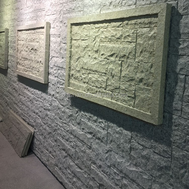6 Eco Friendly Diy Homes Built For 20k Or Less: Faux Stone Slabs Pu Stone Panels Foam Stone Panels