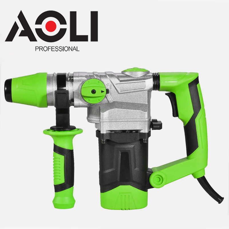 AOLI AK29P new arrival 850W SDS+ electric Rotary hammer 26mm drill punch break crush machine