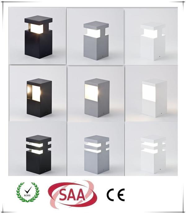New Design Lamp 2014 Lighting For Gate Pillar 3w Lighting Path ...