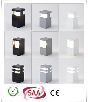 Nieuwe Ontwerp 2014 Poort Pijler Lamp Voor Verlichting 3w