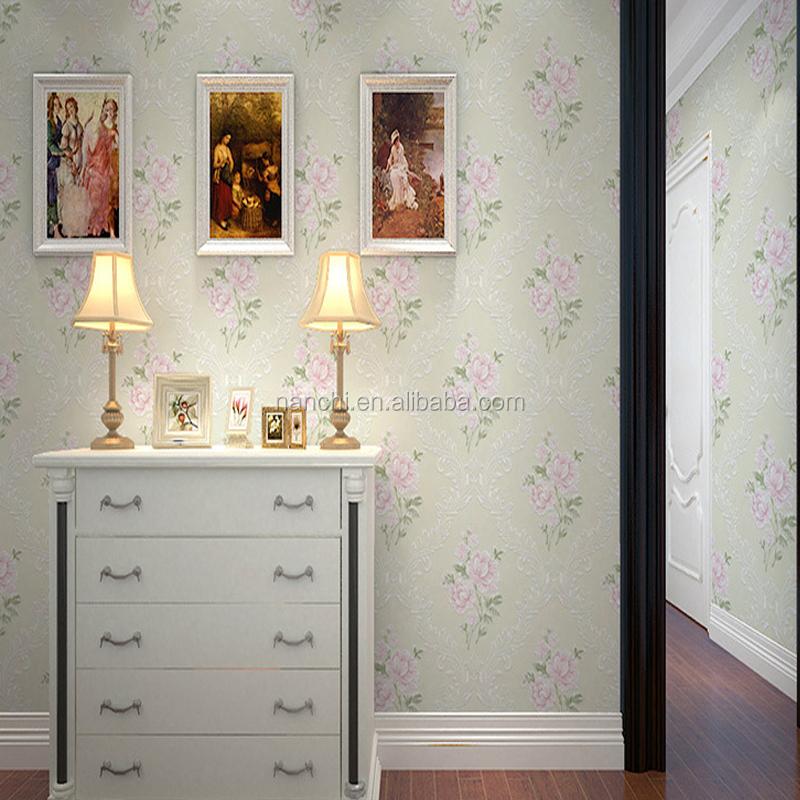 grossiste 4 murs papiers peints acheter les meilleurs 4 murs papiers peints lots de la chine 4. Black Bedroom Furniture Sets. Home Design Ideas