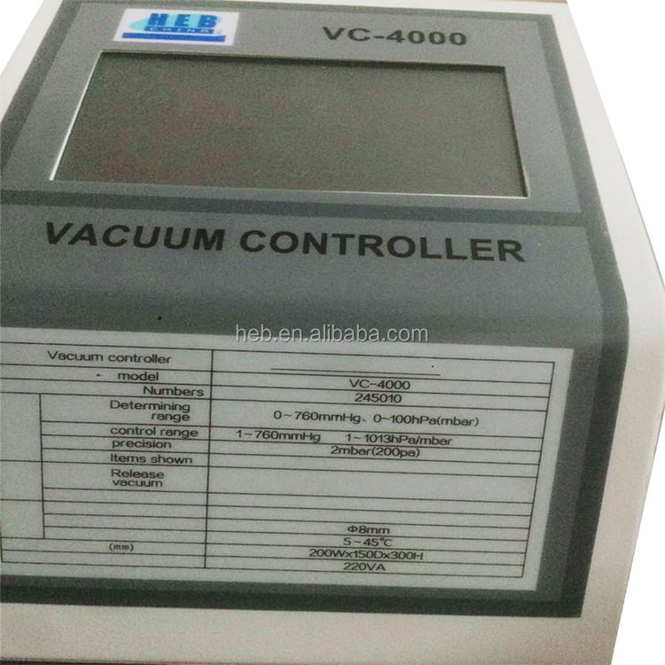 VC-4000L High-quality and High-accuracy Vacuum Controller
