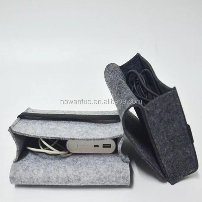 2019 hot selling Cell Phone 100% Eco-friendly Phone Case felt phone pouch from China supplier