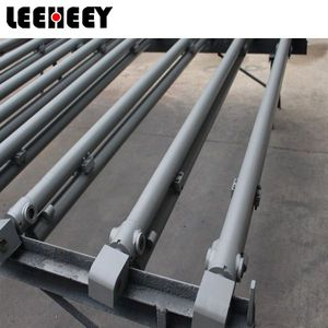 China Good Supplier Best Sell Telescopic Hydraulic Cylinder
