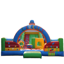 HI hot sale giant used juegos inflables,inflatable bouncer castle for sale on amusement park for kids