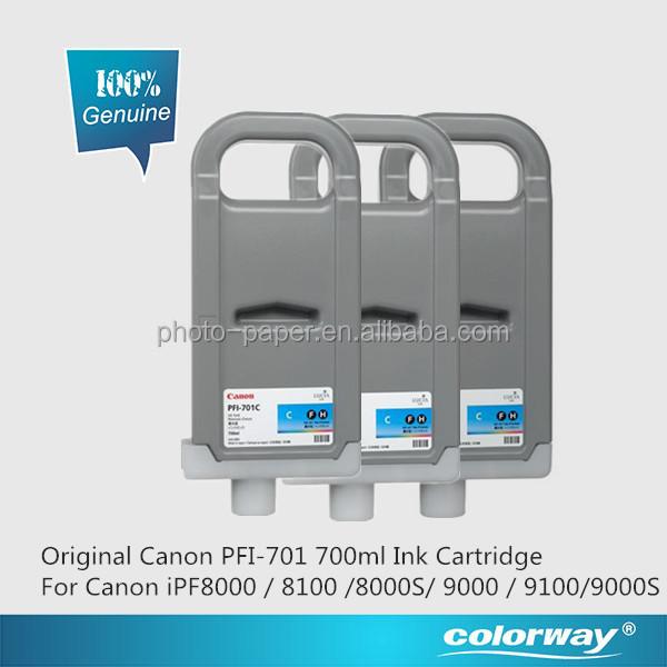 Canon PFI-706M Magenta Ink Tank ctg for iPF 8300 8400 9400 series OEM new 700ml