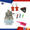 Automatically 8 colors plastic item making machine