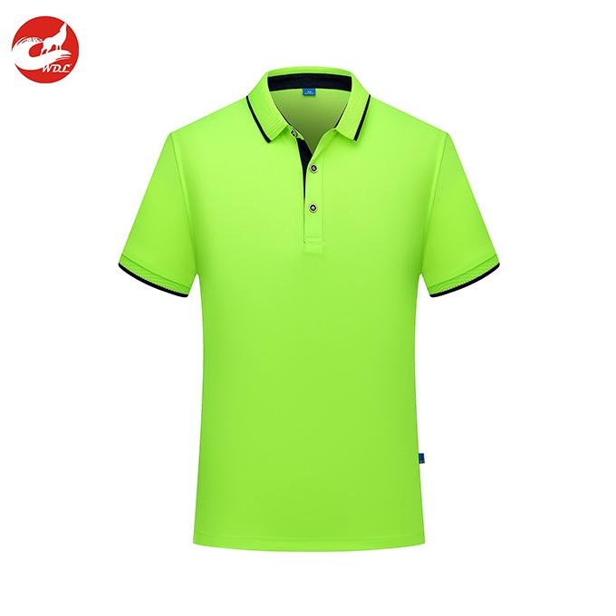 Пользовательские высокое качество 100% хлопок Мужская рубашка поло с коротким рукавом