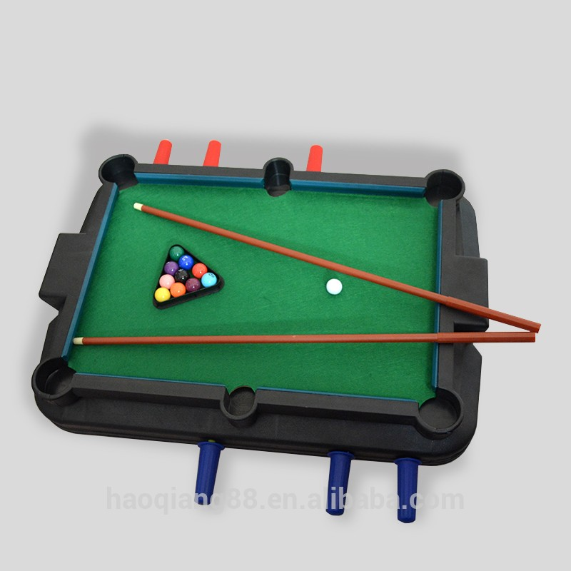 7 In 1 Mini Table Game On Target/soccer/bowling/pool Table/