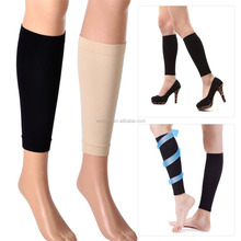 Fashion Women Varicose Veins Circulation Compression Shape Slim Calf Leg Socks Support Stretch