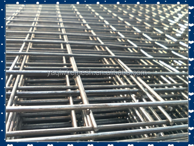Welded wire mesh Galvanized Welded Double Horizontal 868 Wire Mesh Fence Panels