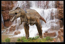 Dragon Culture 2016 hot sale Animatronic Dinosaur for tourist attraction