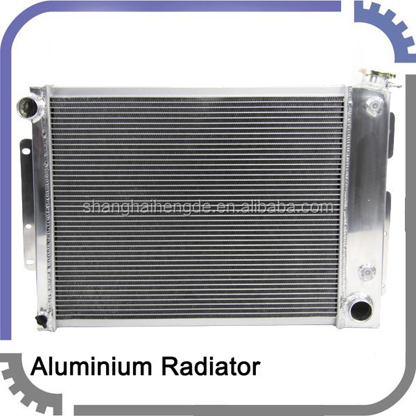aluminum radiator core suppliers FOR CHEVY CAMARO SMALL BLOCK OR 6 CYL 1967 1968 1969