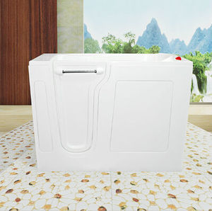 senior safety inward door bathtub with combo spa CWB3053