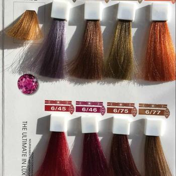 Colortour Ruby Red Hair Color Dye Rich Colors Available Crazy Color